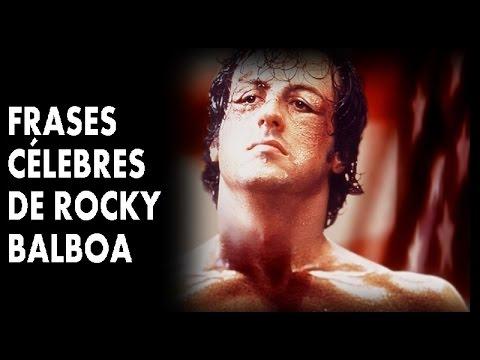 Rocky Balboa Y Algunas De Sus Frases Celebres