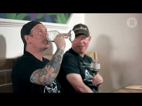 Trappist Beer Pairing 3: Dave Witte, Richard Christy Drink Cerveza Fauna Penelope Coffee Porter