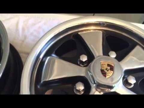 Porsche Fuchs Alloys