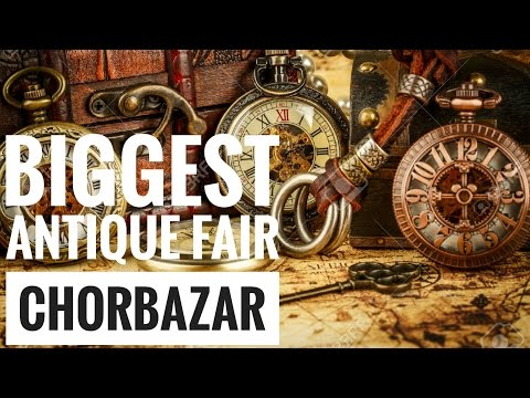 Biggest Antique Fair/ CHORBAZAR | Bishnupur Mela