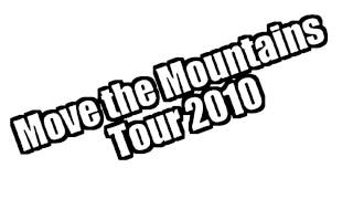 Move the Mountains Tour 2010
