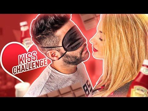 KISS CHALLENGE con MI NOVIO | FatiV�zquez