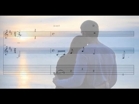 Tommy Emmanuel. Walls (tabs & sheet music)