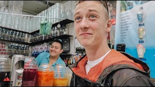 Explore Like Local - INCREDIBLE MEXICAN Market In Mexico City 🇲🇽
