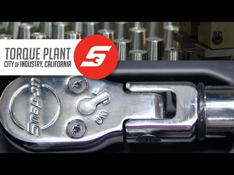 City of Industry Plant | Pride in Manufacturing | Snap-on Tools