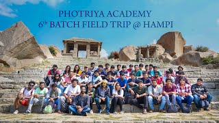 Photriya Academy 6th Batch Field Trip Hampi