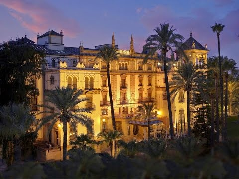 Hotel King Alfonso XIII, Seville, Spain