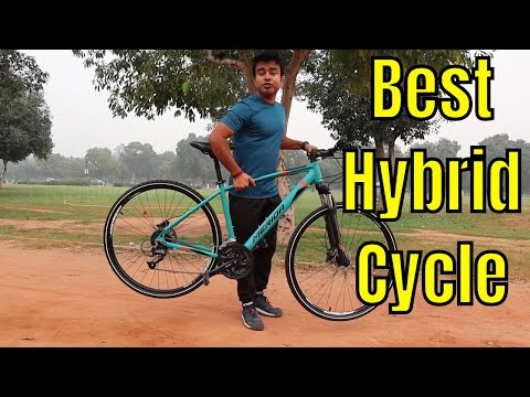 Merida Crossway 40D Full Review | Cheap Best Hybrid Gear Cycle Under Rs 40000 In India