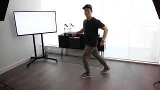 Shuffle tutorial   3 types of RUNNING MAN