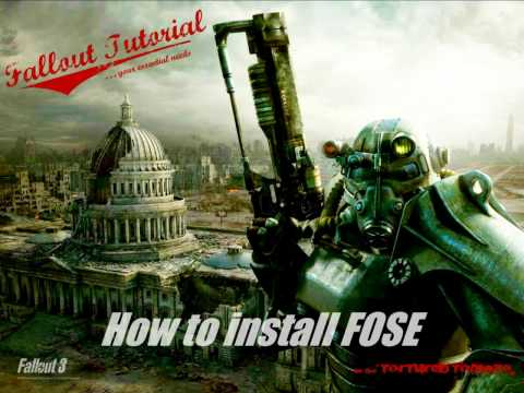 Fallout 3 - How to install FOSE