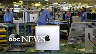 Apple to invest $1 billion and create 15,000 jobs in Texas