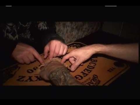 ZoZo Ouija Board Demon Footage