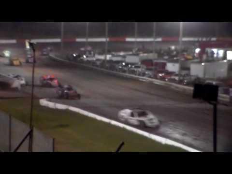 Modified Bmain 1 @ Hamilton County Speedway 08/08/17