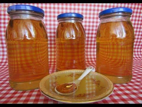 Варенье из одуванчиков (одуванчиковый мёд)