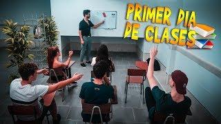 PRIMER DIA DE CLASES !!! #SchoolDays | EXI Y CILIO