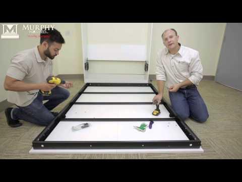Murphy bed - Full Install Video