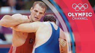 An Olympic Legend is Born - Aleksandr Karelin | Olympic Debut