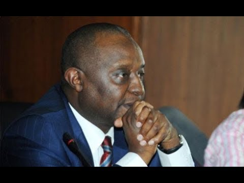 CS Henry Rotich expected to be arraigned at the Milimani Law Courts