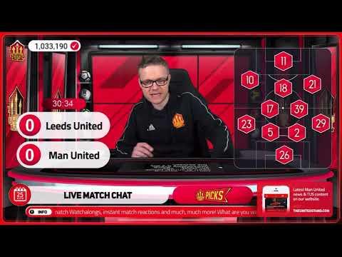 GOLDBRIDGE Best Bits   Leeds United 0-0 Man United