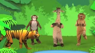 Join Super Safari for a jungle adventure!