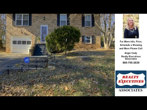 4213 Angola Rd, Knoxville, TN Presented by Angie Cody.