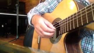 Em ơi! Hà Nội Phố - Lê Hùng Phong - Guitar Solo