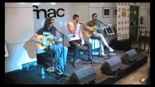 Concierto de Fondo Flamenco en Fnac Murcia