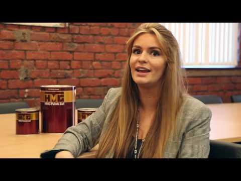 BCF's Careers Hub Job Profile: Marketing And Communications Executive - Gracienne Ikin, HMG Paints