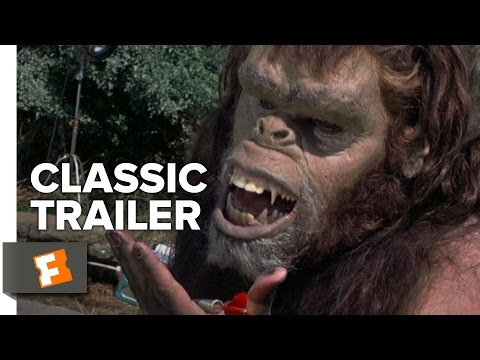 Trog (1970) Official Trailer - Joan Crawford, Michael Gough Monster Horror Movie HD