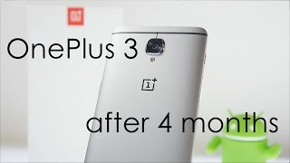 OnePlus 3 Long Term Review with 4 months of use thumbnail