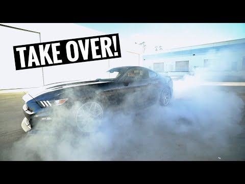 MY SUPERCHARGED MUSTANG FIGHTS A BLOWN MOTOR?