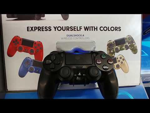 PS4 Consoles At Walmart - April 2020