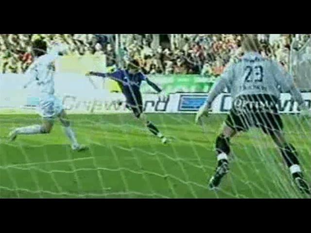 2005-2006 - AA Gent - Club Brugge - GOAL Javier Portillo