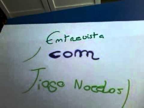 Entrevista a Tiago Nozelos