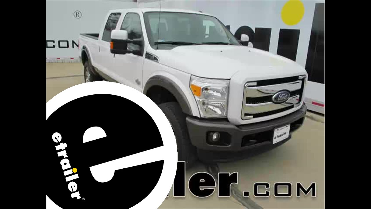 hight resolution of trailer wiring harness installation 2015 ford f 250 etrailer comtrailer wiring harness installation 2015 ford f