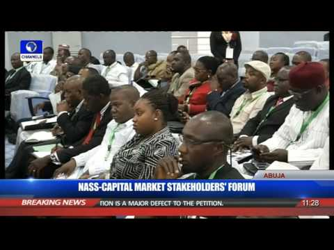 NASS-Capital Market Stakeholders' Forum Pt. 2