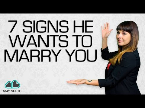 7 Signs He Wants to Marry You (Get excited!)
