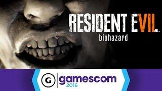 Resident Evil 7: biohazard - Lantern Gamescom 2016 Trailer