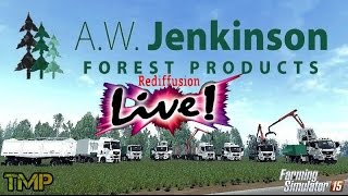 """[""""FARMING SIMULATOR 17"""", """"FARMING SIMULATOR"""", """"FS15"""", """"FS17"""", """"FORESTIER"""", """"FOREST"""", """"BOIS"""", """"TIMBER"""", """"FORWADER"""", """"A.W. Jenkinson"""", """"A.W. Jenkinson Forest Products"""", """"TMP"""", """"PONSSE"""", """"CATERPILLAR"""", """"ABATTTEUSE"""", """"VOLVO"""", """"MAN"""", """"TGS"""", """"TGA"""", """"TRUCK"""", """"CA"""