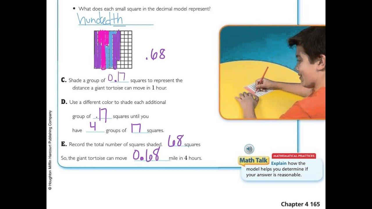 Go Math 4th Grade Lesson 4 2 Answers