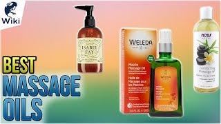 10 Best Massage Oils 2018