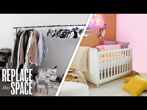 From Junk Room To Cozy Nursery: Pro Designer Transformation   Architectural Digest