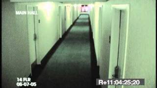 Real Ghost Security Cam Footage - Florida Condo