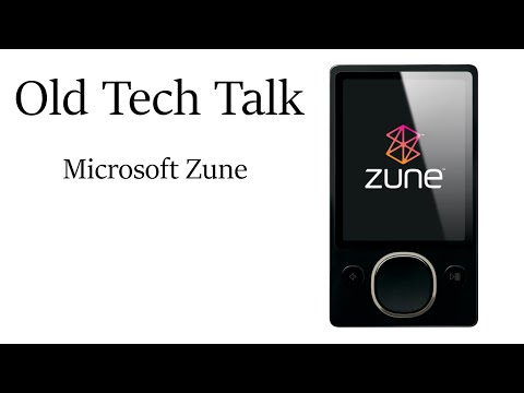 Old Tech Talk: Microsoft Zune