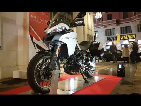 Eicma 2016 : Ambitieuse Ducati Multistrada 950