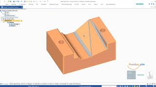Solid Edge 2020 Trick and Tip: Change Orientation of Model