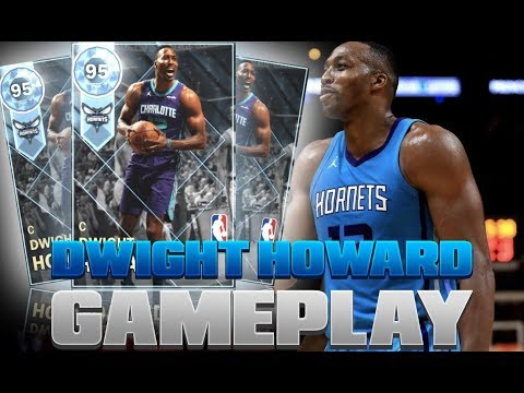 DIAMOND DWIGHT HOWARD GAMEPLAY! 47 POINT DEBUT!! BEST BIG IN THE GAME!? NBA 2K18 MYTEAM