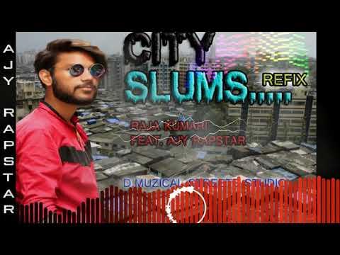 DIVINE | City Slums - Refix | ajY Rapstar...
