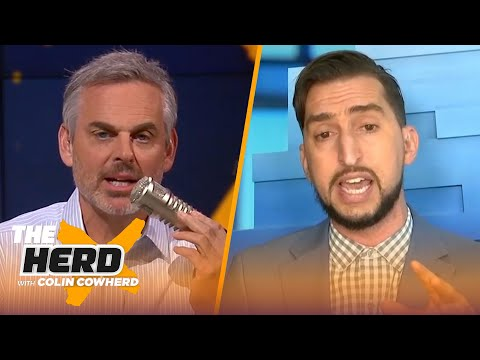 Trading Harden for Kyrie could be the best option, talks Schröder & LeBron — Wright   THE HERD
