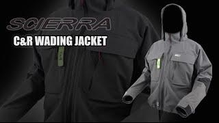 Scierra C&R Wading Jacket video